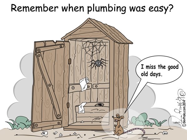 plumbing and drainage approval