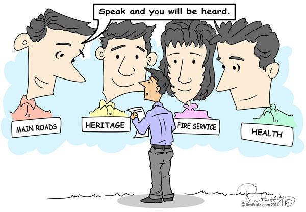 Referral Agencies